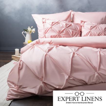 Постельное белье Marsel Цвет: Розовый (2 сп. евро)
